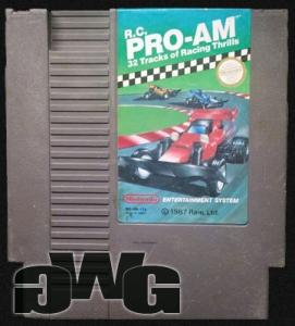 NES RC Pro-AM